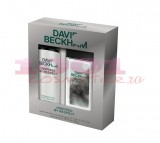 DAVID BECKHAM INSPIRED BY RESPECT DNS 75 ML+ DEODORANT SPRAY 150 ML