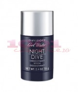 DAVIDOFF COOL WATER NIGHT DIVE DEODORANT STICK MAN