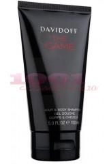 DAVIDOFF THE GAME HAIR & GEL DE DUS MEN