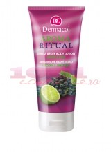 DERMACOL AROMA RITUAL GRAPE & LIME LOTIUNE DE CORP