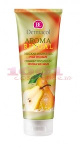 DERMACOL AROMA RITUAL PEAR WILLIAMS GEL DE DUS