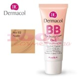 DERMACOL BB MAGIC BEAUTY CREAM 02 NUDE