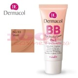 DERMACOL BB MAGIC BEAUTY CREAM 03 SHELL
