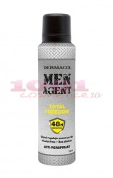 DERMACOL MEN AGENT TOTAL FREEDOM DEODORANT ANTIPERSPIRANT