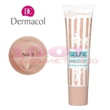DERMACOL SELFIE MAKE UP 2 IN 1 FOND DE TEN + BAZA DE MACHIAJ 03