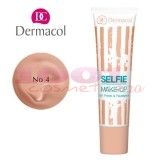 DERMACOL SELFIE MAKE UP 2 IN 1 FOND DE TEN + BAZA DE MACHIAJ 04