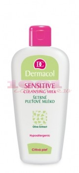 DERMACOL SENSITIVE MAKE UP REMOVER DEMACHIANT PENTRU TEN SENSIBIL
