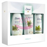 DOVE REVITALISING ANTIPERSPIRANT SPRAY 150 ML + GEL DE DUS 250 ML + LOTIUNE DE CORP 250 ML SET