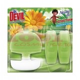 TOMIL DR. DEVIL NEUTRO EFFECT ODORIZANT WC + 2 REZERVE SPRING JUNGLE SET