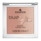 ESSENCE BLUSH LIGHTER GRADIENT POWDER BLUSH FARD DE OBRAZ IN DEGRADE NUDE TWILIGHT 01