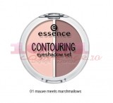 ESSENCE CONTOURING EYESHADOW SET 01