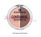 ESSENCE CONTOURING EYESHADOW SET 02