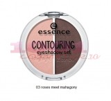 ESSENCE CONTOURING EYESHADOW SET 03