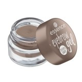 ESSENCE EYEBROW GEL COLOUR & SHAPE GEL PENTRU SPRANCENE BLONDE 02