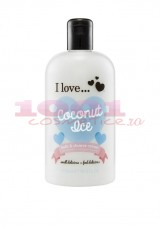 ESSENCE I LOVE COCOUNT ICE BATH & SHOWER CREAM GEL DE DUS CREMOS