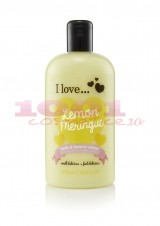 ESSENCE I LOVE LEMON MERINGUE BATH & SHOWER CREAM GEL DE DUS CREMOS