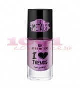 ESSENCE I LOVE TRENDS THE METALS LAC DE UNGHII 34