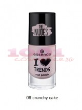 ESSENCE I LOVE TRENDS THE NUDES LAC DE UNGHII 08