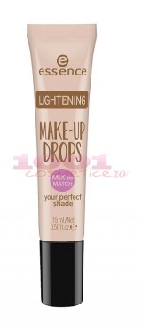 ESSENCE MAKEUP DROPS MIX TO MATCH CREMA PENTRU NUANTAREA FONDULUI DE TEN LIGHTENING