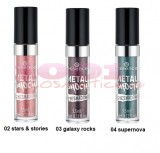 ESSENCE METAL SHOCK EYESHADOW FARD DE PLEOAPE METALIC