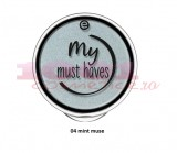 ESSENCE MY MUST HAVE HOLO POWDER FARD DE PLEOAPE MONO 04 MINT MUSE
