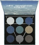 ESSENCE MY POWER IS WATER EYESHADOW PALETTE PALETA DE FARDURI DANCE WITH THE WAVES 04