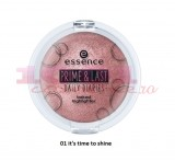 ESSENCE PRIME LAST DAILY DIARIES BAKED HIGHLIGHTER ILUMINATOR