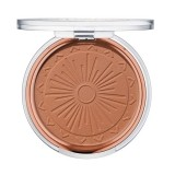 ESSENCE SUN CLUB NATURAL GLOW BRONZING POWDER WARM TONE 01