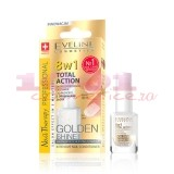 EVELINE COSMETICS 8 IN 1 TOTAL ACTION TRATAMENT 8 IN 1 GOLDEN SHINE