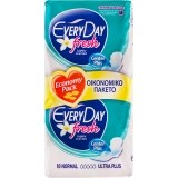 EVERYDAY ABSORBANTE FRESH NORMAL ULTRA PLUS 18 BUCATI
