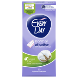 EVERYDAY ABSORBANTE NORMAL ALL COTTON NATURAL TOUCH 30 DE BUCATI