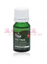 FARMASI DR. TUNA TEA TREE S.O.S. SERUM PENTRU PETE SI PSTRUI