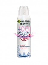 GARNIER ACTION CONTROL+ 96H DEODORANT ANTI-PERSPIRANT DEO SPRAY