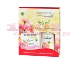 GEROCOSSEN NATURAL CREMA HIDRATANTA TEN USCAT DE ZI 50 ML+ LAPTE DEMACHIANT 200 ML SET