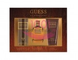 GUESS BY MARCIANO EDT 100 ML + BODY SPRAY 226 ML + GEL DE DUS 200 ML SET