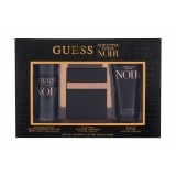 GUESS SEDUCTIVE HOMME NOIR EDT 100 ML + DEODORANT BODY SPRAY 226 ML + GEL DE DUS 200 ML SET