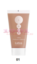 KALLOS LOVE FOND DE TEN 01
