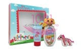 LALALOOPSY SPOT SPLATTER SPLASH EDT 100 ML + GEL DE DUS 75 ML + AGRAFA SET