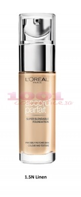 LOREAL ACCORD PARFAIT FOND DE TEN NOU