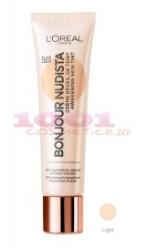 LOREAL BONJOUR NUDISTA BB CREAM CLAIR / LIGHT