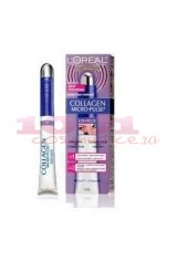 LOREAL COLLAGEN MICRO-PULSE ROLL ON REVITALIZANT PENTRU OCHI