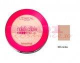 LOREAL INFALLIBLE COMPACT MAKE UP FOND DE TEN PUDRA AMBER 300
