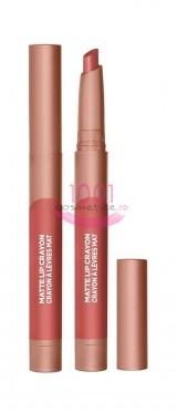 LOREAL MATTE LIP CRAYON RUJ DE BUZE MAT SWEET AND SALTY 105