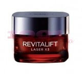 LOREAL REVITALIFT LASER X3 ANTI-AGE DAY CREAM CREMA DE ZI ANTI-IMBATRANIRE