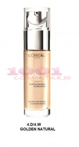 LOREAL TRUE MATCH SUPER-BLENDABLE FOND DE TEN GOLDEN NATURAL 4.D/4.W