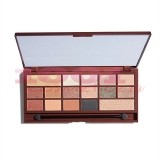 MAKEUP REVOLUTION 24K GOLD PALETA FARDURI