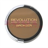 MAKEUP REVOLUTION CREAM GLOW SKIN KISS BRONZE