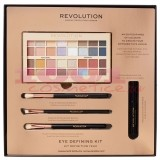 MAKEUP REVOLUTION EYE DEFINING KIT PENTRU MAKEUP