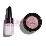 MAKEUP REVOLUTION FLAWLESS FOILS METALLIC EYESHADOW + PRIMER RIVAL