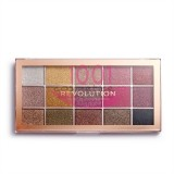 MAKEUP REVOLUTION FOIL FRENZY - CREATION PALETA FARDURI 15 NUANTE
